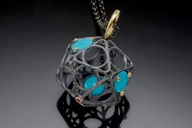 marraccini ornament magazine article angelo jewelry