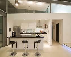 cream wall modern bar designs for home that has cream modern floor