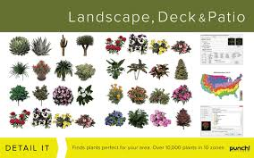 amazon com punch landscape deck and patio design v19 for