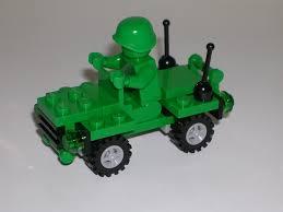 jeep lego toy story 3 lego army man and jeep by lego figurefan
