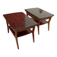 Mersman End Table Gently Used Mersman Furniture Up To 60 Off At Chairish