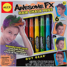 alex toys awesome fx hair chalk pens walmart com