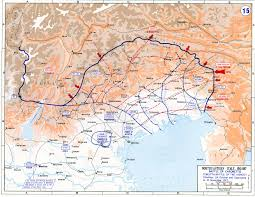 Ww1 Map Italian Front World War I Wikipedia