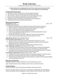 How To A Resume For A Job by Free Chronological Resume Examples How To Write A Good