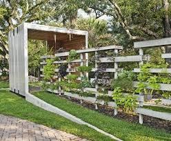 Ideas For Fencing In A Garden Garden Fence Ideas Design Webzine Co