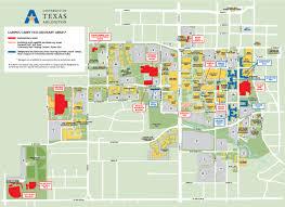 Unt Parking Map Uta Campus Map Cyndiimenna