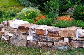 Rock Garden Wall Rock Wall Garden Wall Hardscaping Boulder Co