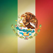 mexico flag background vector image 1582267 stockunlimited