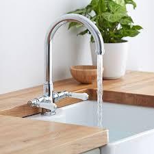 Traditional Kitchen Mixer Taps - kitchen taps u0026 sinks