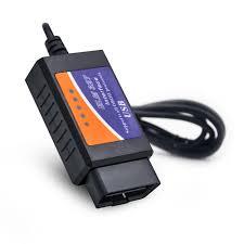 nissan almera diagnostic port portable elm327 usb interface obd2 connector vehicle diagnostic