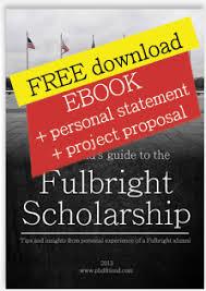 fulbright personal statement letter u2013 alumni u0027s guide to the
