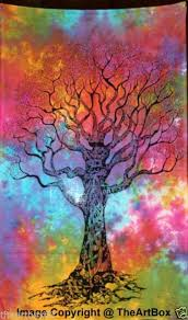 indian tapestry tree of life wall hanging 30 40 hippy home decor