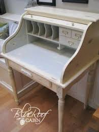 small roll top desk we used to have one of these growing up i totally want a smaller