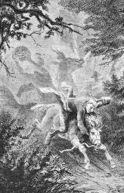 ra headless horseman midnight ride