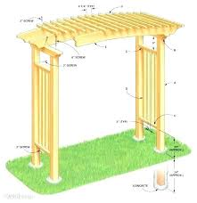 arbor swing plans free arbor plans wooden arbor swing designs newbedroom club