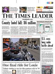 times leader 3 18 muammar gaddafi wilkes barre