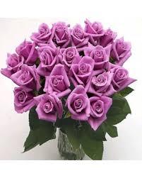 lavender roses 25 grand box lavender bouquet