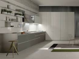linear kitchen icon lacquered kitchen icon collection by ernestomeda design