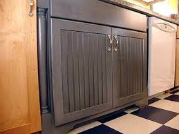 Beadboard Cabinet Doors Refacing Cabinet Doors With Beadboard Chic And Creative Home Ideas