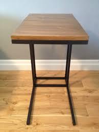 laptop table for couch ikea vittsjo laptop table to upscale side table laptop table ikea