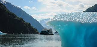Where Is Alaska On The Map by Alaska Small Ship Cruises Alaskan Dream Cruises