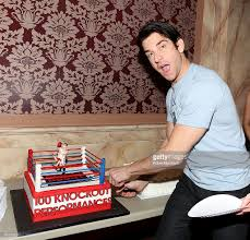 andy karl attends rocky 100 performances celebration on broadway at picture id450255476