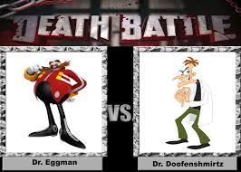 Eggman Meme - death battle dr eggman vs dr doofenshmirtz by wildcat1999 on