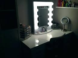 light up makeup table ikea vanity mirror makeup table with mirror and lights vanity best