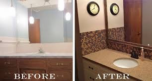 Decorative Mirrors For Bathrooms by Diy Why Spend More Decorative Trim On Bathroom Mirror