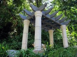 Swing Pergola by Garden Arbor Swing Garden Design With Arbor Ideas Backyard Design