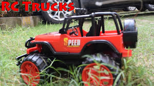monster truck videos toy monster truck videos for children rc adventure rc toy