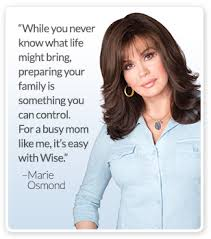 how to cut hair like marie osmond wise food storage emergency long term and cing meals marie