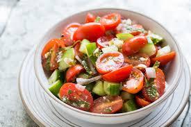 tomato cucumber feta salad recipe simplyrecipes com