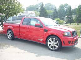 ford f150 saleen truck for sale 2007 ford f150 saleen s331 supercharged supercab for sale