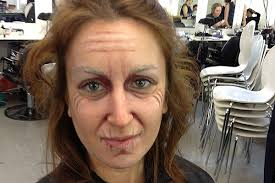 professional theatrical makeup professional theatre make up artist alexandra monks