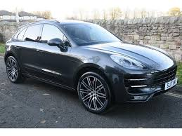 suv porsche used porsche macan suv 3 6 turbo pdk awd 5dr start stop in