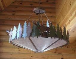 Cabin Light Fixtures Log Home Lighting Options Everything Log Homes