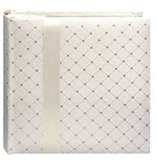 pioneer photo albums 4x6 pioneer da200fdr fabric diamond ribbon wedding photo