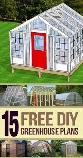 green house plans designs greenhouse and related projects these green houses range from