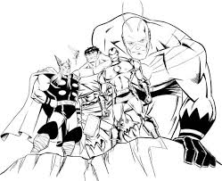 coloring pages of the avengers avengers assemble in avengers coloring page download u0026 print