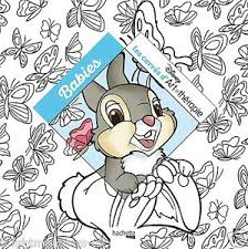 disney babies colouring book cute nemo goofy bambi mini
