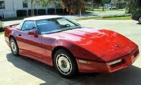 1987 greenwood corvette 1987 chevy corvette convertible