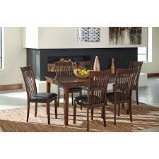 ashley dining table sets amazoncom ashley d154225 maysville black