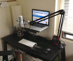 Computer Desk Microphone The Intermediate Podcasting Rig Chris Patten