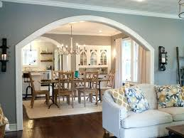 decorating ideas for open living room and kitchen living room dining kitchen brew combo paint ideas open floor plans