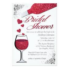custom bridal shower invitations zazzle wine bridal shower invitations sempak 156b77a5e502