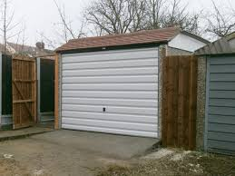 single garages r page concrete buildings