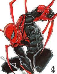 superior spider man by chrisozfulton on deviantart