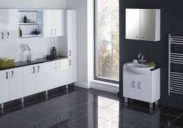 Fitted Bathroom Furniture White Gloss Fitted Furniture Your Home