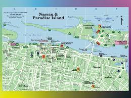 Bahamas On World Map Paradise Island Bahamas Map World Map